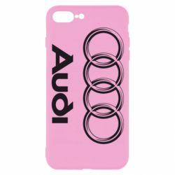 Чехол для iPhone 7 Plus Audi Small