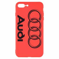 Чехол для iPhone 8 Plus Audi Small
