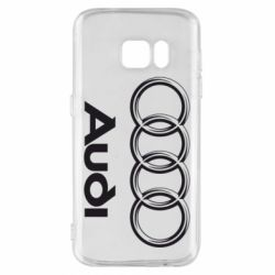 Чехол для Samsung S7 Audi Small