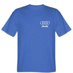 Футболка Audi Small