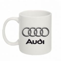 Кружка 320ml Audi Small - FatLine