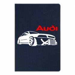 Блокнот А5 Audi Turbo