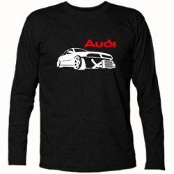 Футболка с длинным рукавом Audi Turbo