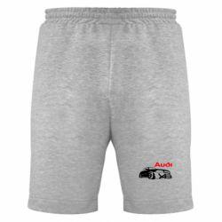 Мужские шорты Audi Turbo - FatLine
