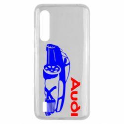 Чохол для Xiaomi Mi9 Lite Audi Turbo