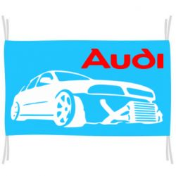 Прапор Audi Turbo
