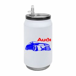 Термобанка 350ml Audi Turbo