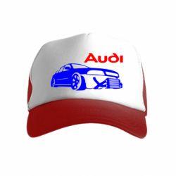Дитяча кепка-тракер Audi Turbo