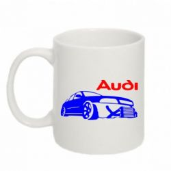 Кружка 320ml Audi Turbo