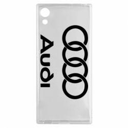 Чехол для Sony Xperia XA1 Audi - FatLine