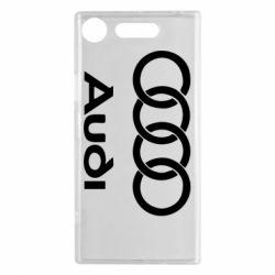 Чехол для Sony Xperia XZ1 Audi - FatLine