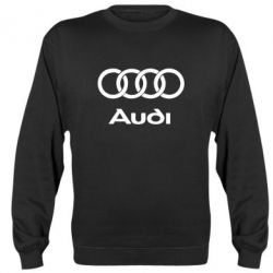 Реглан (свитшот) Audi - FatLine