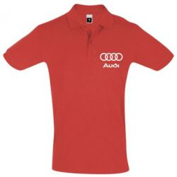 Футболка Поло Audi - FatLine