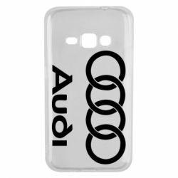 Чехол для Samsung J1 2016 Audi - FatLine