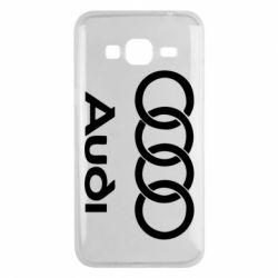 Чехол для Samsung J3 2016 Audi - FatLine