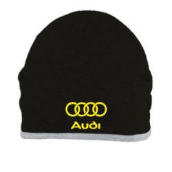 Шапка Audi - FatLine