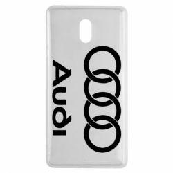 Чехол для Nokia 3 Audi - FatLine