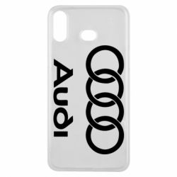 Чехол для Samsung A6s Audi - FatLine