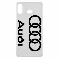 Чехол для Samsung A6s Audi