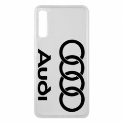 Чехол для Samsung A7 2018 Audi
