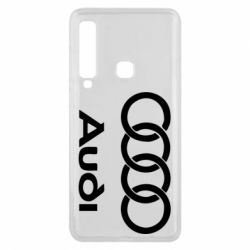 Чехол для Samsung A9 2018 Audi
