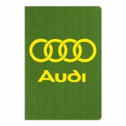 Блокнот А5 Audi