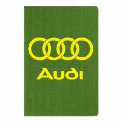 Блокнот А5 Audi - FatLine