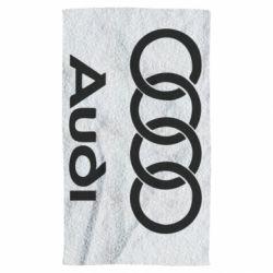 Полотенце Audi