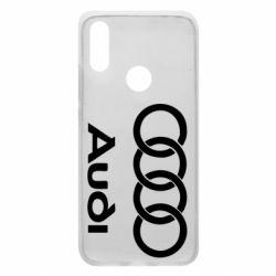 Чехол для Xiaomi Redmi 7 Audi