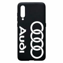 Чехол для Xiaomi Mi9 Audi