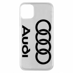 Чехол для iPhone 11 Pro Audi - FatLine