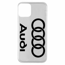 Чехол для iPhone 11 Audi - FatLine