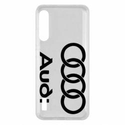 Чохол для Xiaomi Mi A3 Audi