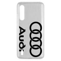Чехол для Xiaomi Mi9 Lite Audi - FatLine