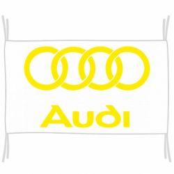 Флаг Audi