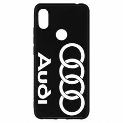 Чехол для Xiaomi Redmi S2 Audi
