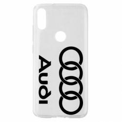 Чехол для Xiaomi Mi Play Audi