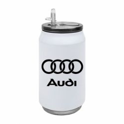 Термобанка 350ml Audi