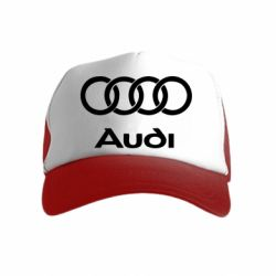 Детская кепка-тракер Audi