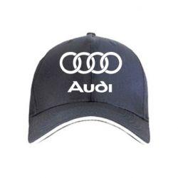 кепка Audi