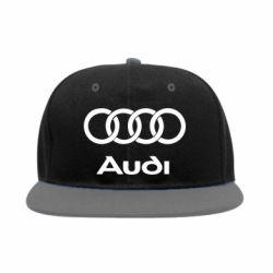 Снепбек Audi - FatLine