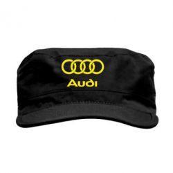 Кепка мілітарі Audi - FatLine