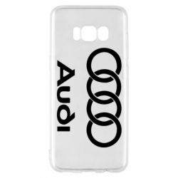 Чехол для Samsung S8 Audi