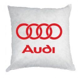 Подушка Audi - FatLine