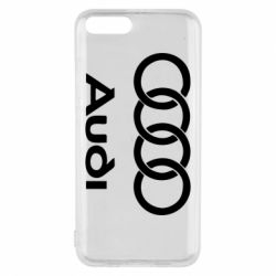 Чехол для Xiaomi Mi6 Audi - FatLine