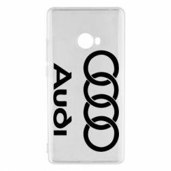 Чехол для Xiaomi Mi Note 2 Audi - FatLine