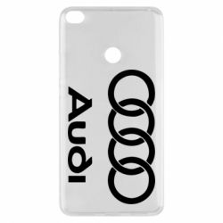 Чехол для Xiaomi Mi Max 2 Audi
