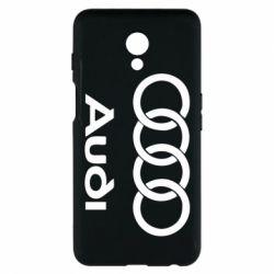 Чехол для Meizu M6s Audi - FatLine