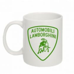 Кружка 320ml Automobili Lamborghini