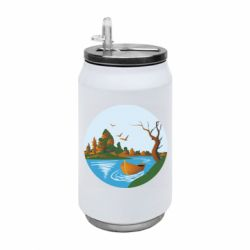 Термобанка 350ml Autumn fishing